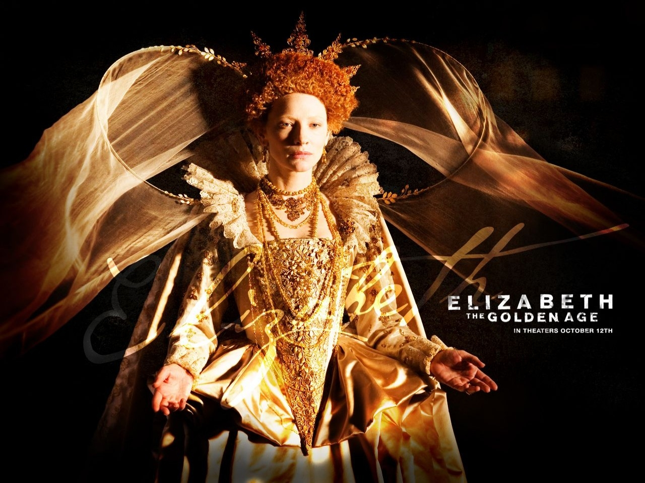 Revealed In Time: Elizabeth: The Golden Age