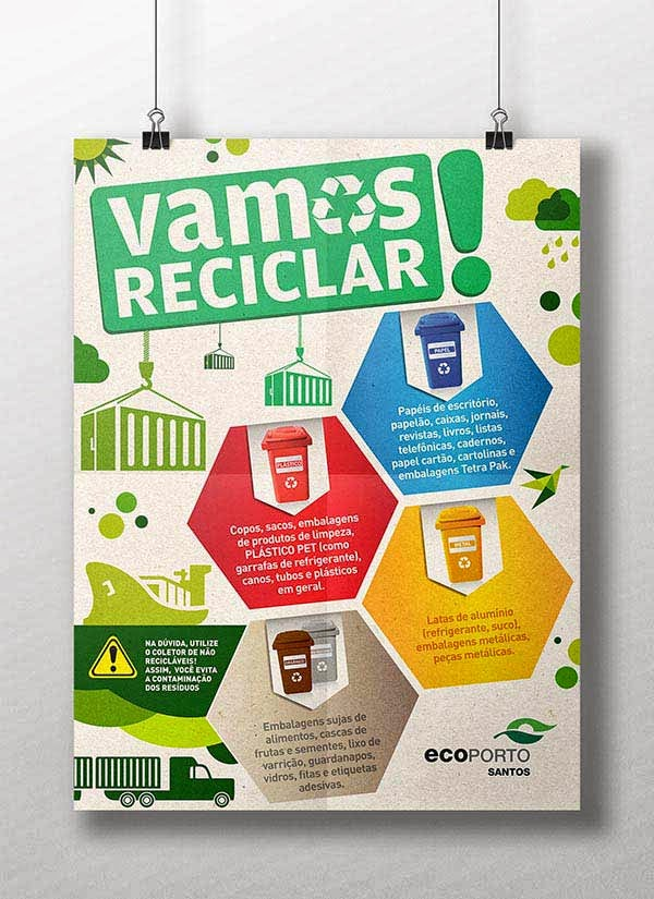 Recycling Posters: 45 Creative & Effective Examples - Jayce-o-Yesta