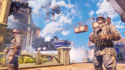 BioShock Infinite DLC Ending