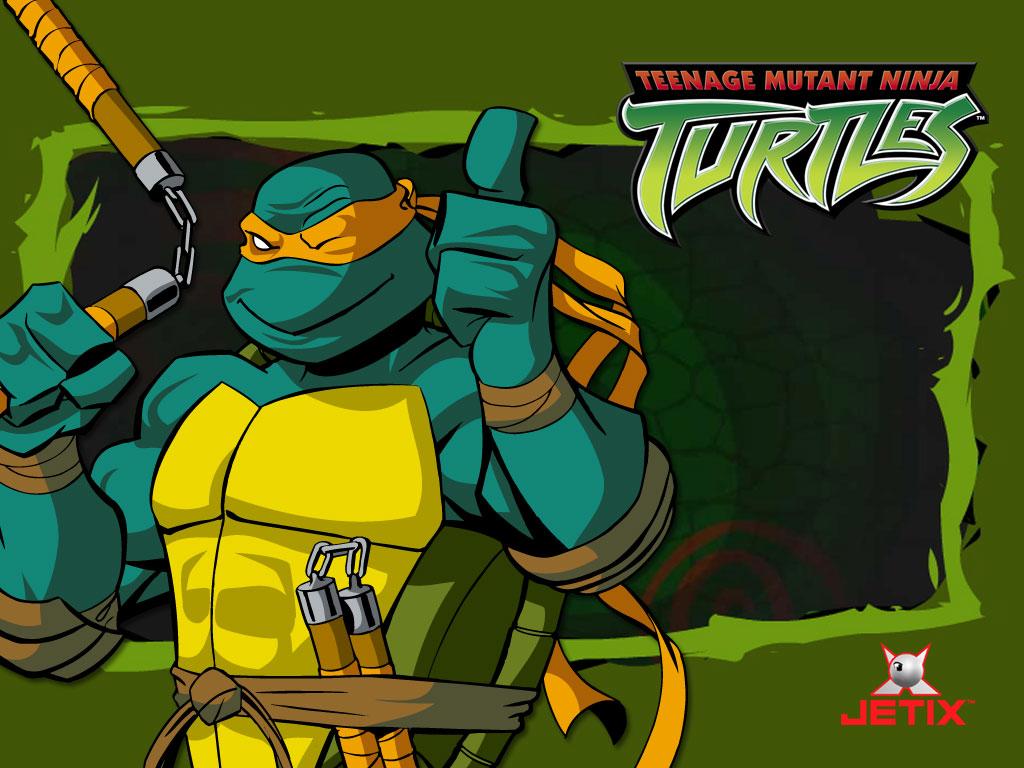 Wallpaper Cartoon Teenage Mutant Ninja Turtles 1440x900 On Pinterest