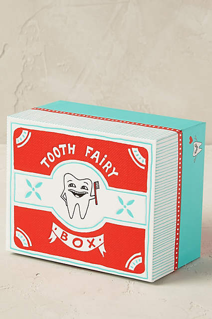 GOODIES - Tooth Fairy Box
