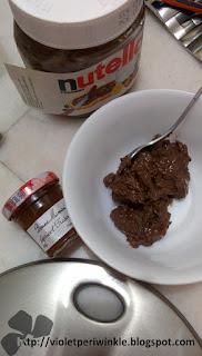 hot water bath to molten chocolate