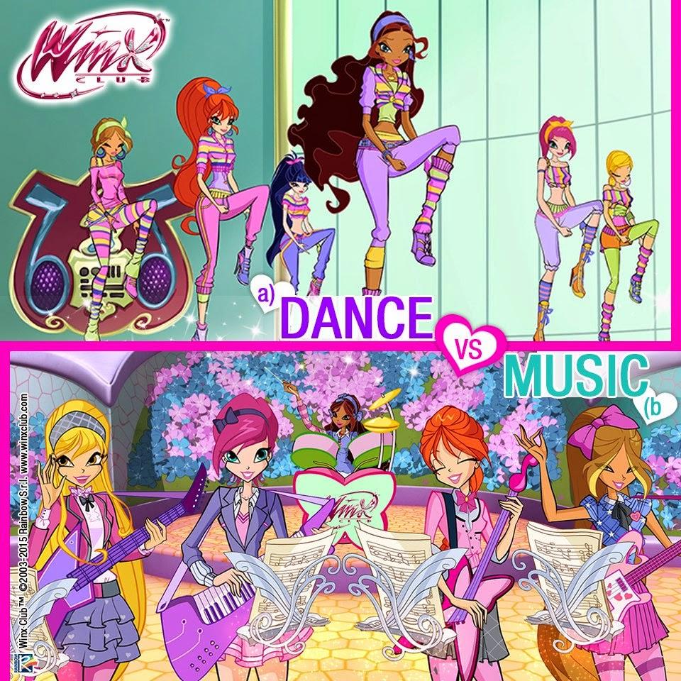 Dance or Music?
