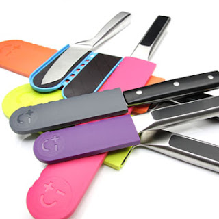 Cookistry: Gadgets: Magnetic Knife Blade Guards