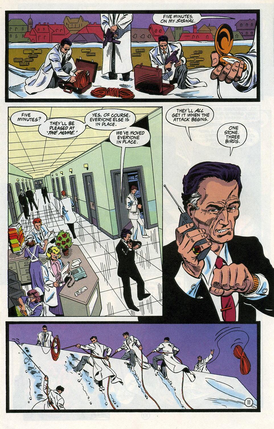 Deathstroke (1991) Issue #5 #10 - English 14