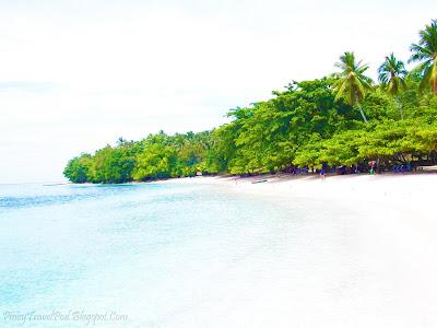 Isla Reta Talicud Island