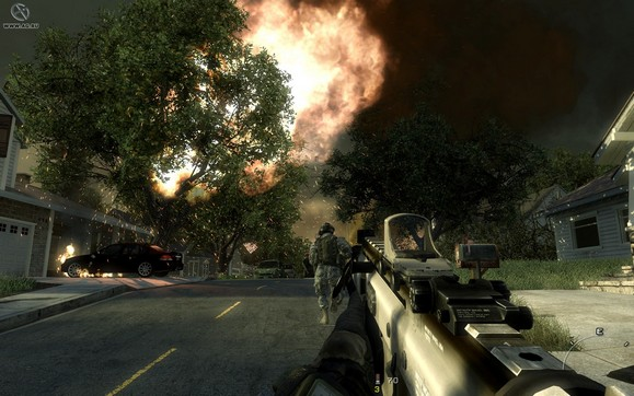Call of Duty Modern Warfare 2 PC Game Review Screenshot 2 Call of Duty Modern Warfare 2 RePack Black Box