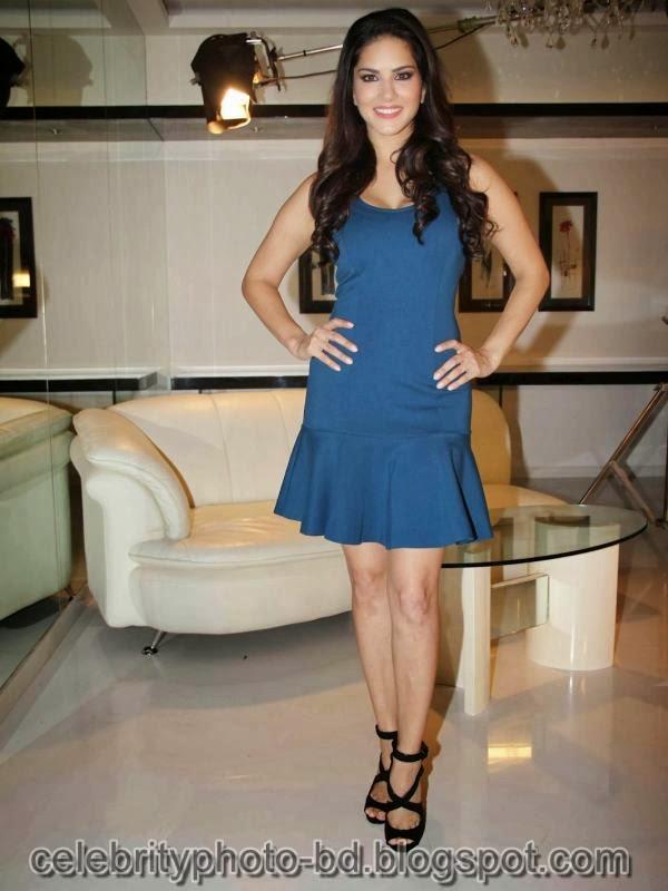 Sunny+Leone+Photos+in+Short+Dress+at+MTV+Webbed+In+Mumbai+Drama+Series+Shooting011