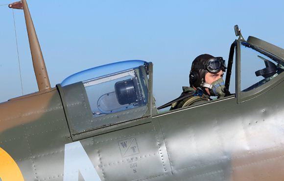 Supermarine Spitfire untuk melawan pesawat bomber musuh