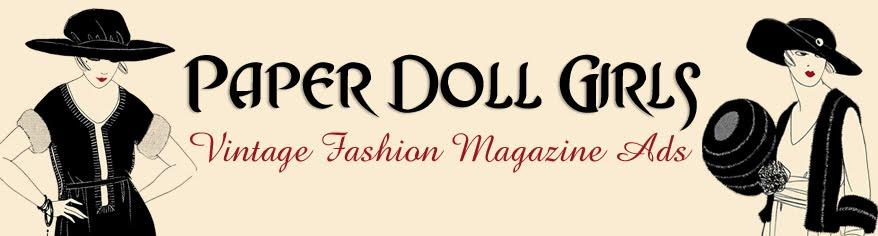 Paper Doll Girls