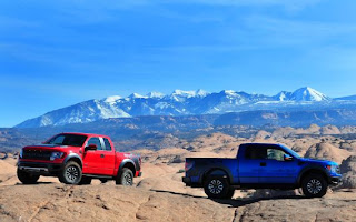 2012 Ford Raptor SVT Wallpaper