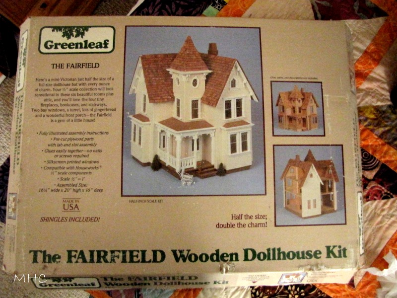 so you want your own dollhouse…