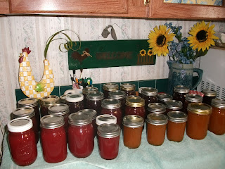 Living From Glory To Glory Blog. Learning to preserve foods