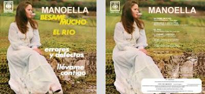 1976- Bésame Mucho Sencillo (4 Canciones)