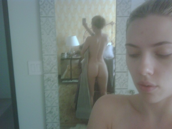 ... naked hot leaked pictures of Scarlett Johansson from a pic hosting site.
