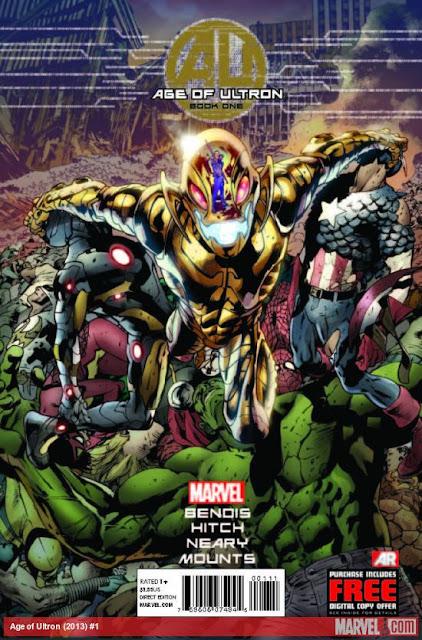 Age of Ultron (Marvel Now) Comics Gratis Descarga Español