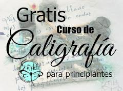 CURSO CALIGRAFIA