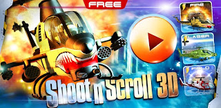 Game Shoot n Scroll 3D Arcade