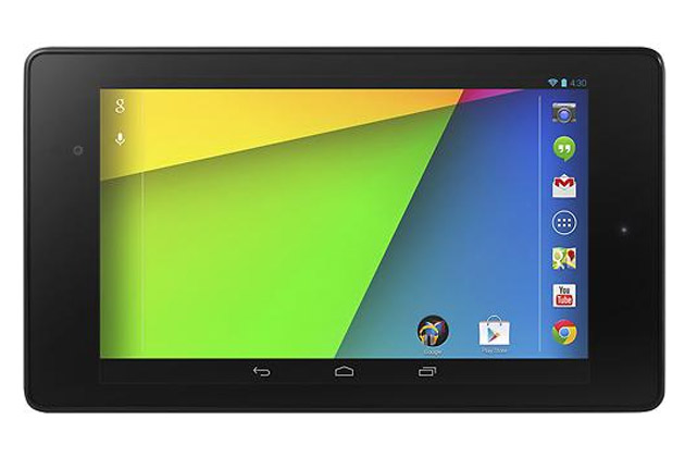 New Nexus 7(Asus K008 & Asus K009) with Android 4.3 announced and now for Pre-Order at $229.99