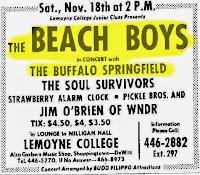 Beach Boys - Buffalo Springfield