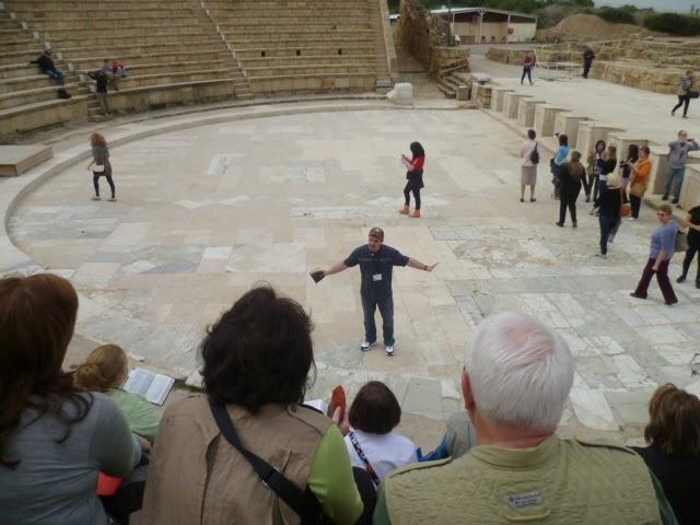 Caesarea Maritima Sermon
