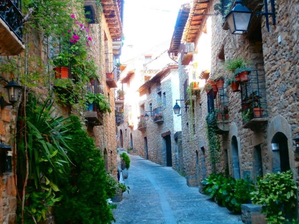 Aínsa , Huesca