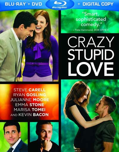 Crazy Stupid Love 2011 Hindi Dubbed Dual BRRip 300mb ESub