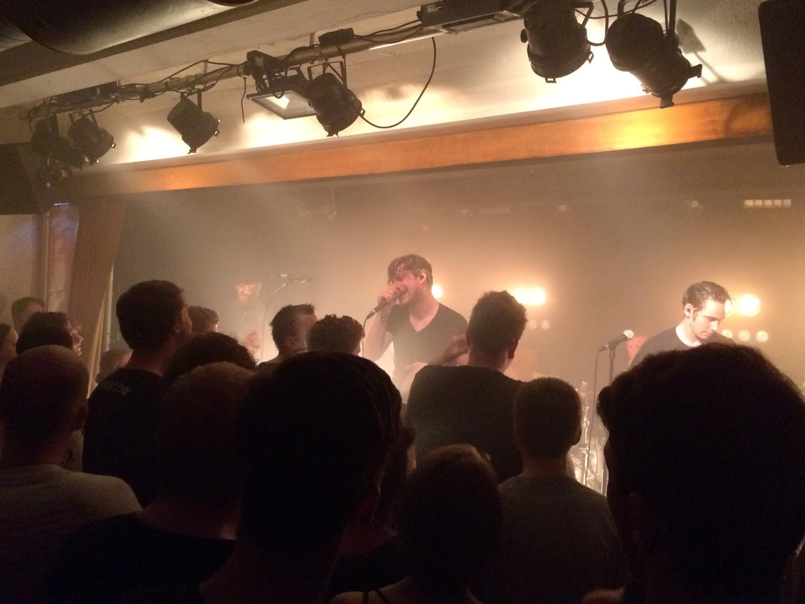 Concertsurfing: Juli 2015