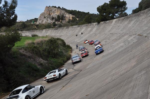 Circuito Terramar : Le container autódromo nacional sitges terramar ulf