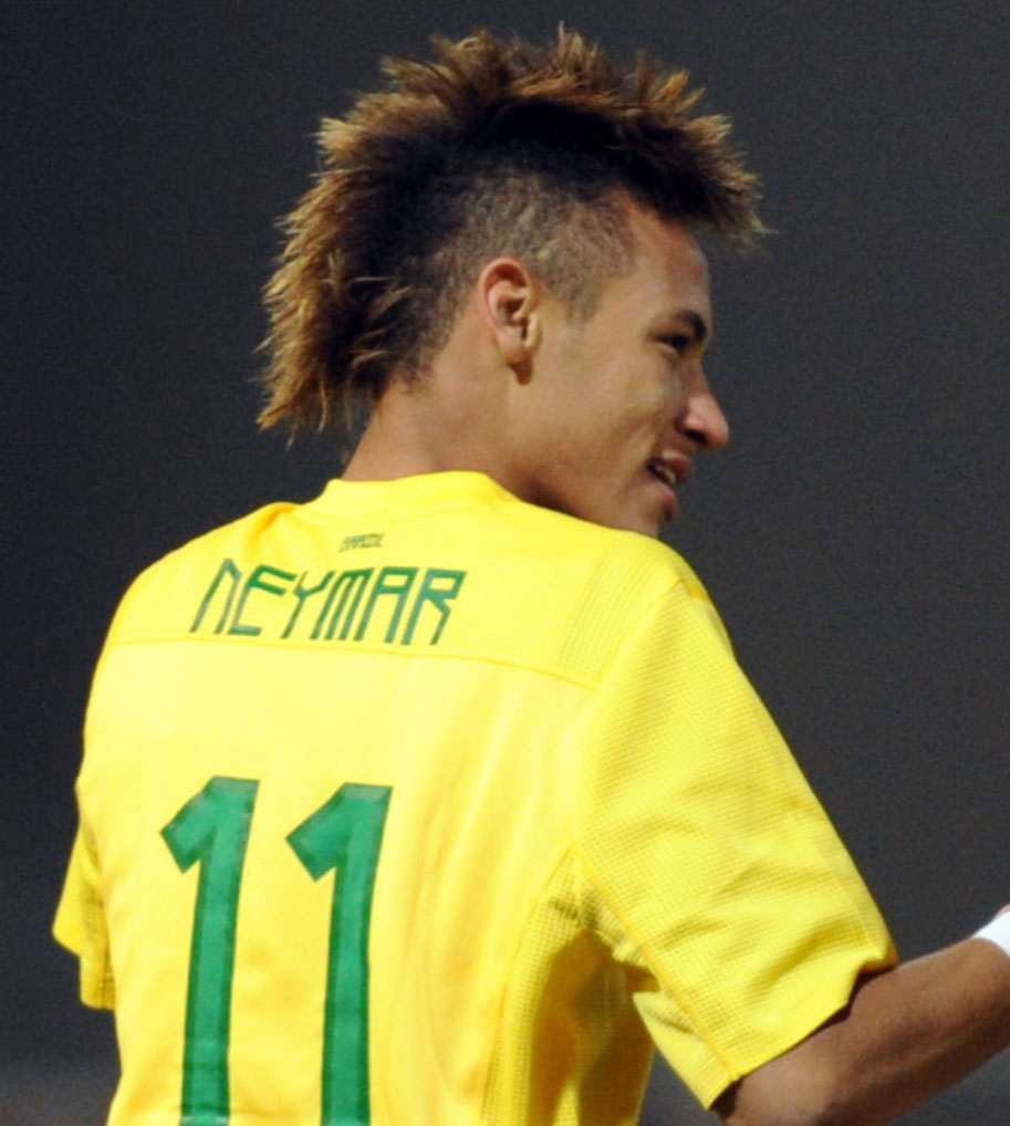 Footballmad Neymar Or Neymar Jr