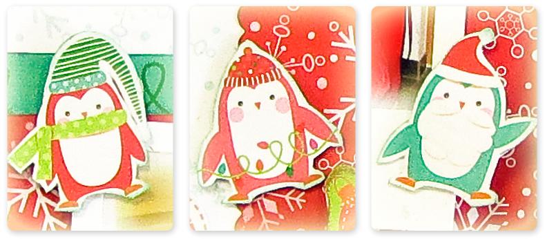 Detalle página scrapbooking Kurisu Crafts