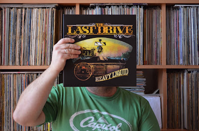 The Last Drive - Heavy Liquid  2009 (Inner Ear)