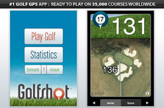 Golfshot: Golf GPS Android app released