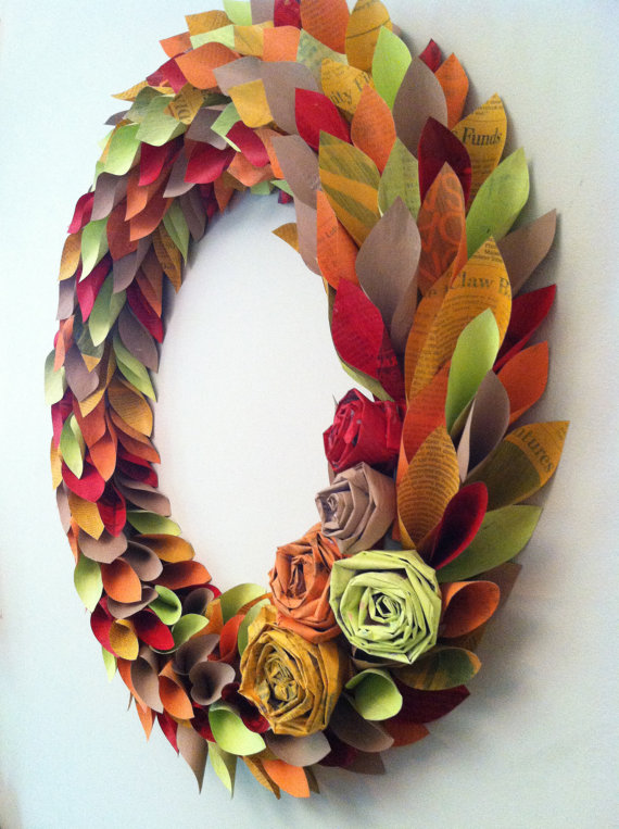 Dishfunctional Designs Diy Autumn Wreaths You Can Make