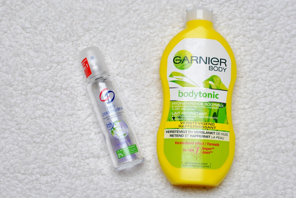 Garnier Bodytonic CD Deo