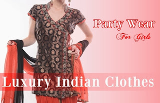 Luxury Clothes From India