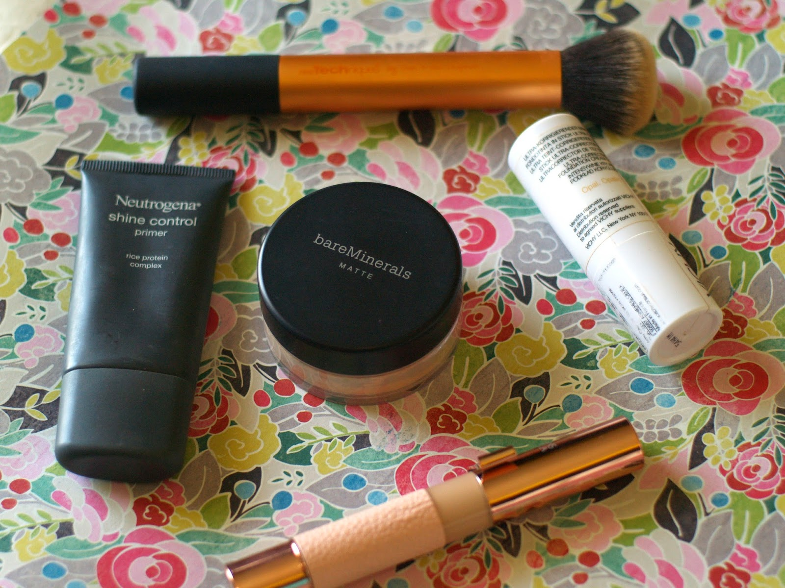 Spring Foundation Routine for Oily Skin