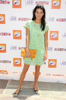 Angie Harmon at  7th Annual Kidstock Music and Art Festival in Beverly Hills