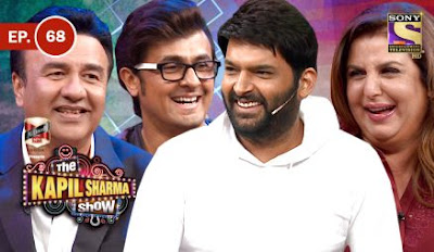 Poster Of The Kapil Sharma Show 18th December 2016 Episode 68 300MB Free Download