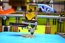 3D Printing and the manufacturing industry