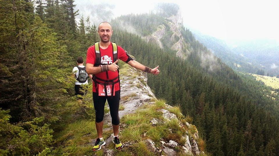 Runsilvania WILD RACE. Competiţie de alergare montană, gulaş, bere şi Răchiţele. O excursie frumoasă la munte. Creasta muntelui
