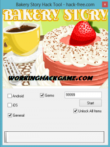 Bakery Story Hack!. for Android, iOS Cheats Tool Free Download ...