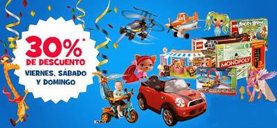 oferta de juguetes toysrus noviembre 2013