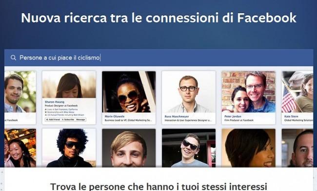 Graph Search facebook news