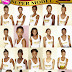 SEARCH FOR NIGERIA'S NEXT SUPER MODEL: MEET THE FINALISTS