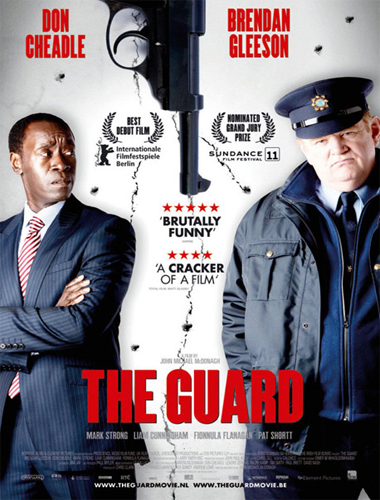 Ver El irlandés The Guard (2011) Online