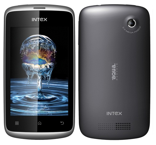Intex Aqua Marvel+ - Price, Features and Specifications
