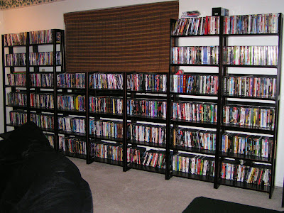 big dvd collection