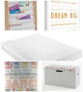 Maxwell's Bedroom Wishlist