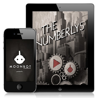 Numberlys iPad App